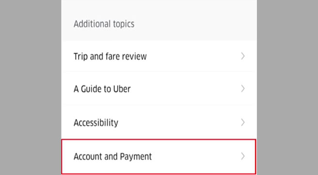 How to Delete Uber History (Step by Step Guide) - [Uber Guide]