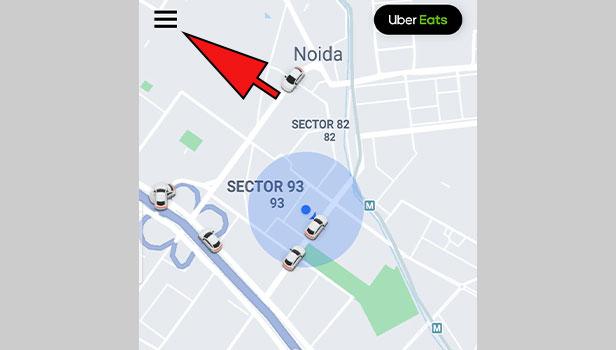 check uber rating
