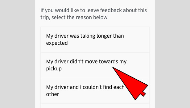 2 Easy Way Get Refund (Dispute) from Uber: 12 Steps (with Pictures)