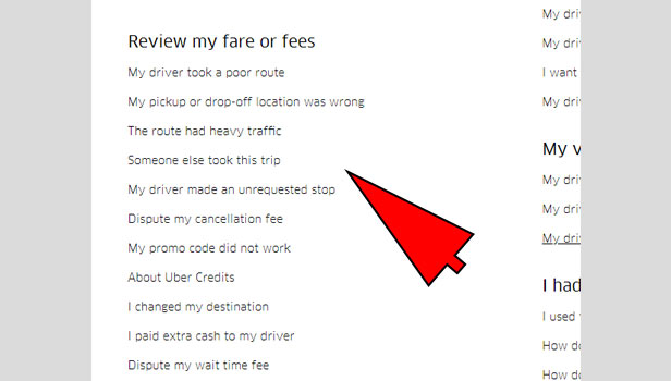 2 Easy Way Get Refund (Dispute) from Uber: 12 Steps (with