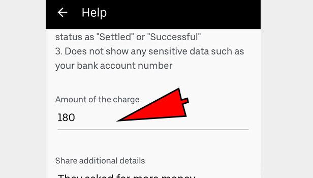 Uber Customer Service