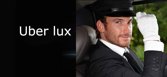Uber-lux Driver Requirements