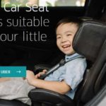 How to Book Uber Car Seat for Kids