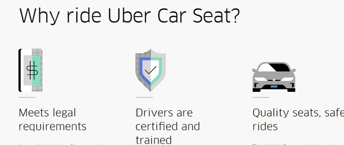 Uber Car Seat >> How To Book Uber Car Seat For Kids Uber With Car Seat