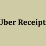How to Get Uber Receipt
