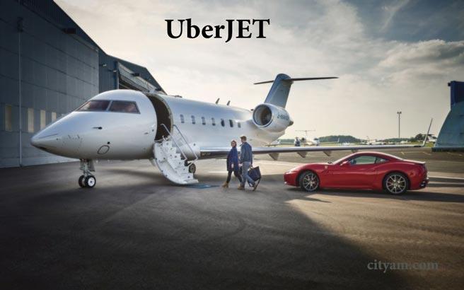 uber jet