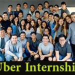 What is Uber Internship