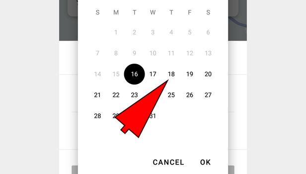 Schedule Uber Ride
