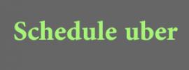 schedule uber