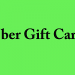 What is Uber Gift Card