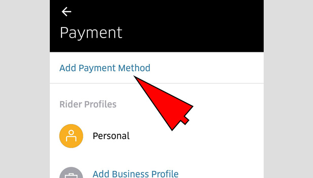 adding Uber PayPal payment