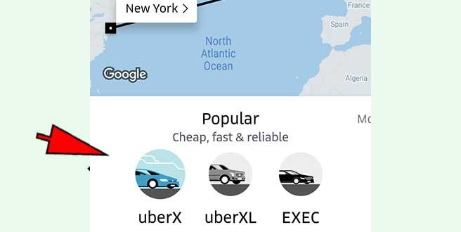 Uber multiple stops