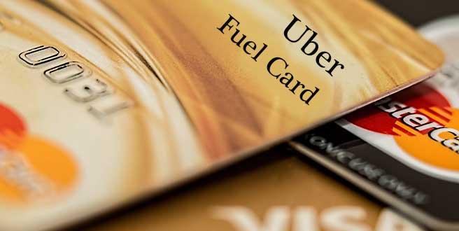 uber fuel card