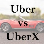 Uber vs UberX