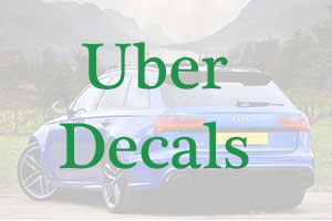 What Is Uber Decals Decal Requirements How To Get Sticker