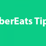 What is UberEats Tips? How to Give Ubereats Tips to Driver