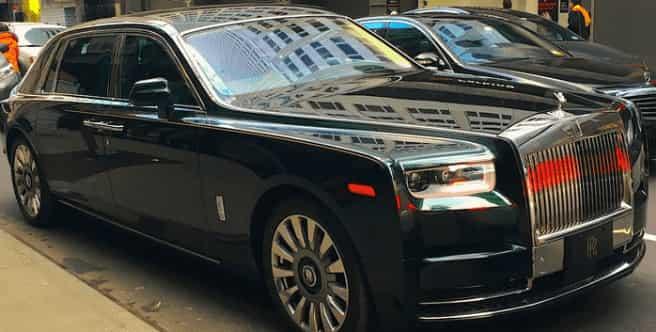Uber Black Cars