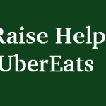 How to Raise Help in UberEats