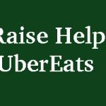 How to Raise Help in UberEats