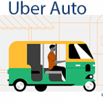 How to Book an Uber Auto Ride