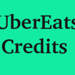 What is UberEats Credits and How to use it?