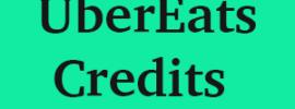 UberEats Credits