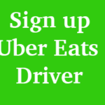 How to Sign up for Uber Eats Driver