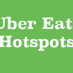 What is Uber Eats Hotspots