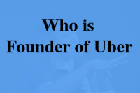 Who is the Founder of Uber