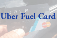 What is Uber Fuel Card