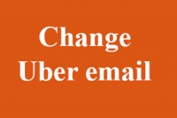 How to Change Uber Email using App