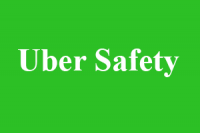 How Uber Safety Plan Works for Riders and Drivers