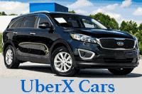 Best UberX cars